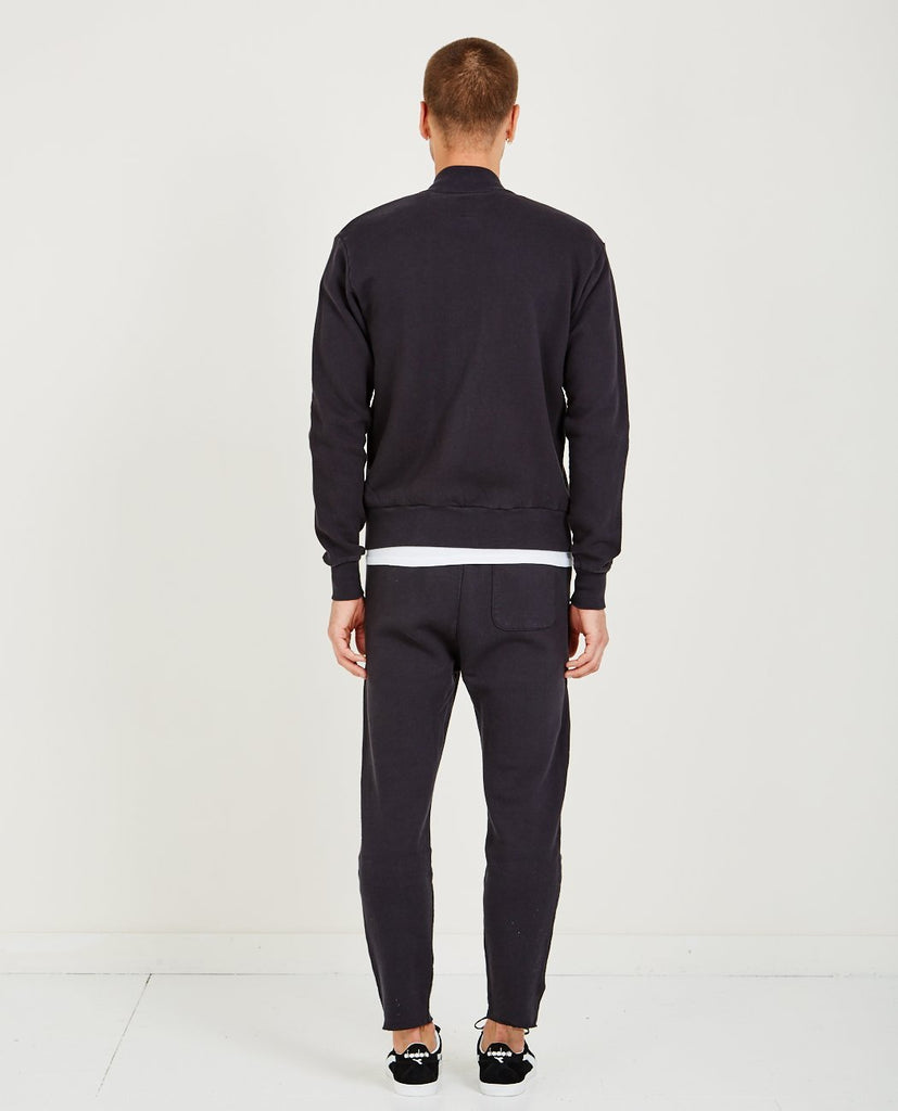 AR321-TERRY KNIT BOMBER-Men Sweaters + Sweatshirts-{option1]