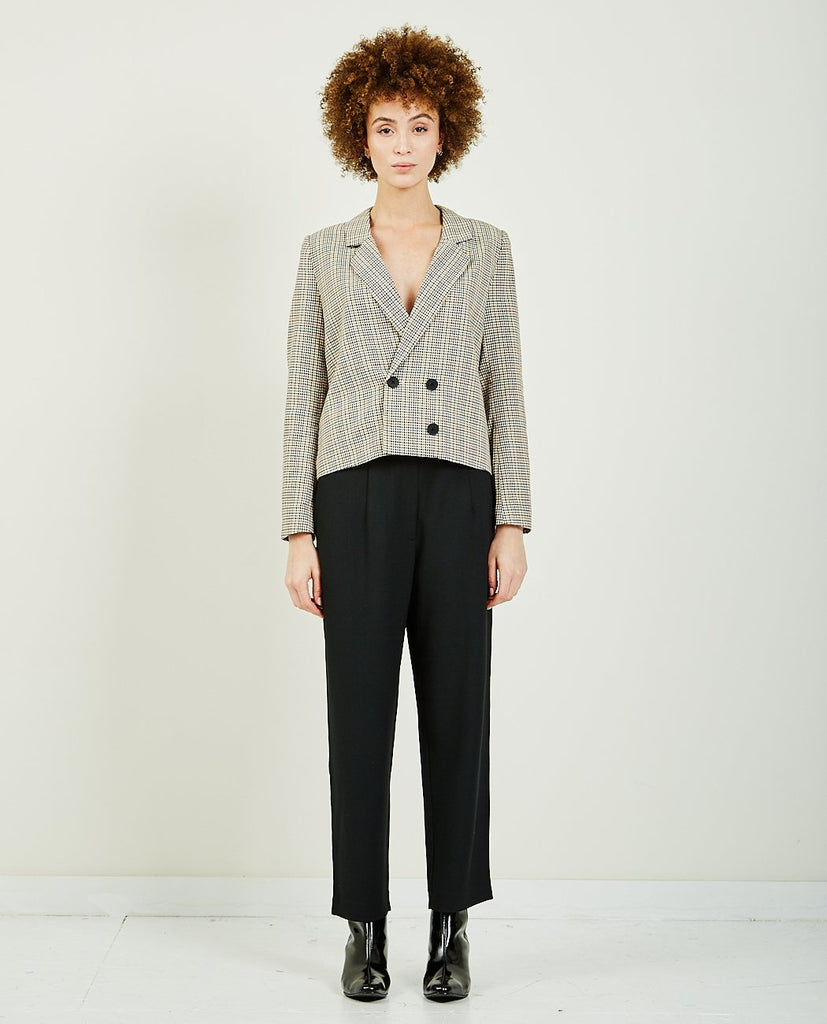 JUST FEMALE-TESSA BLAZER-Women Coats + Jackets-{option1]