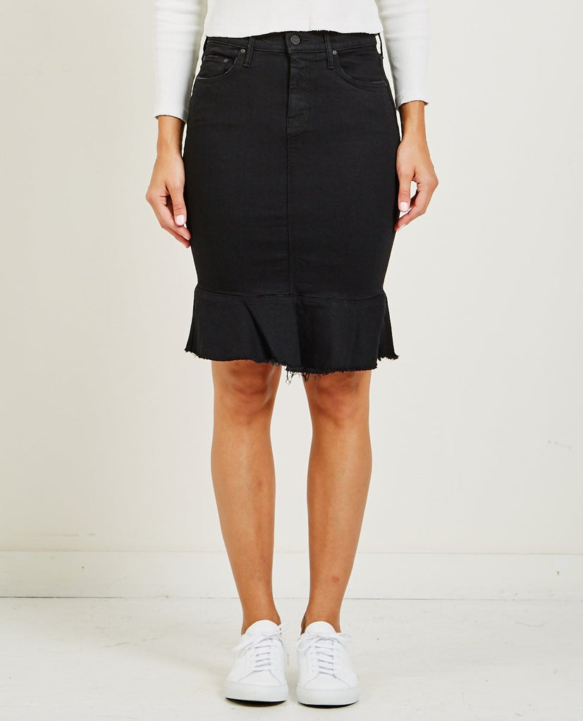 MOTHER-THE CHA CHA FRAY SKIRT NOT GUILTY-Skirts-{option1]