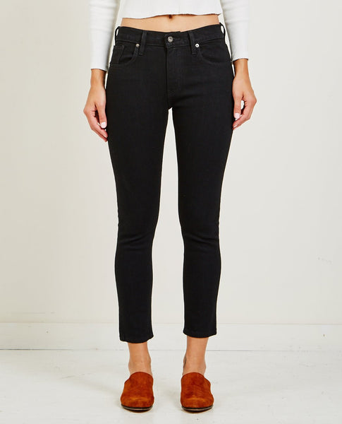 LEVI'S: MADE & CRAFTED THE CIGARETTE JEAN NOMAD BLACK