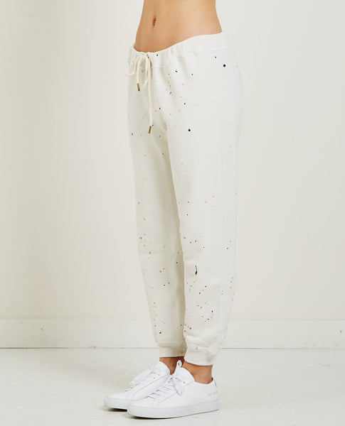 THE GREAT THE CROPPED SWEAT PANT