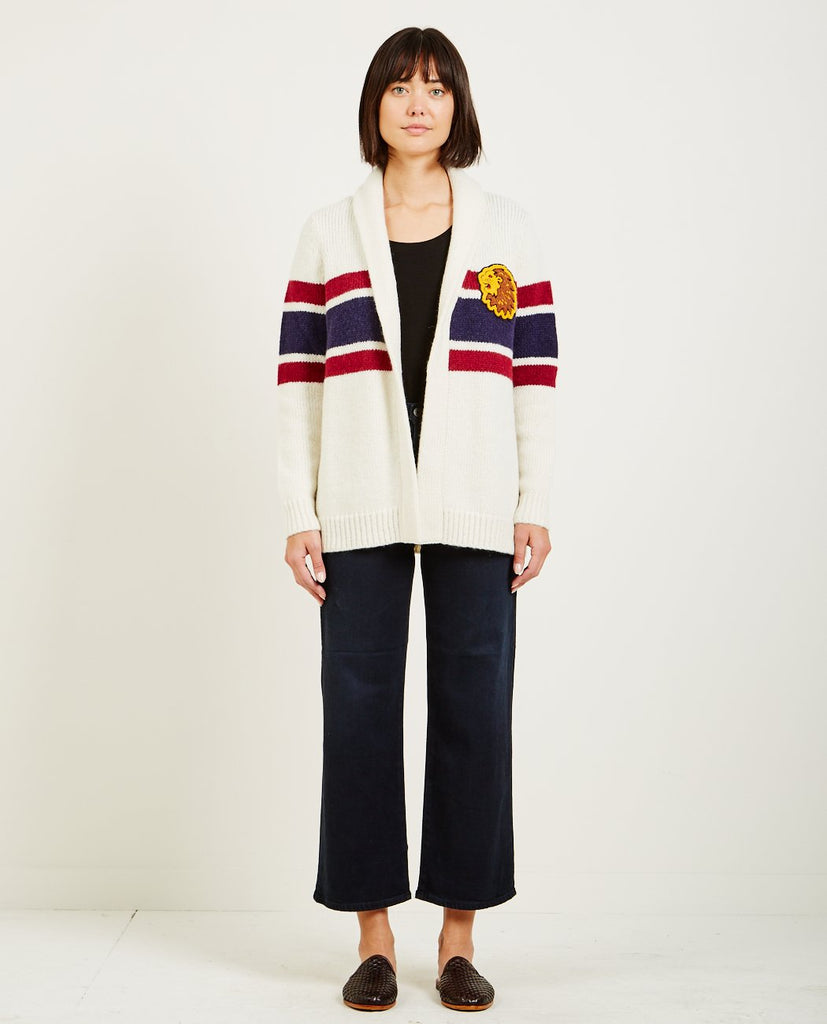 MOTHER-THE FISHERMAN CARDIGAN-Women Sweaters + Sweatshirts-{option1]