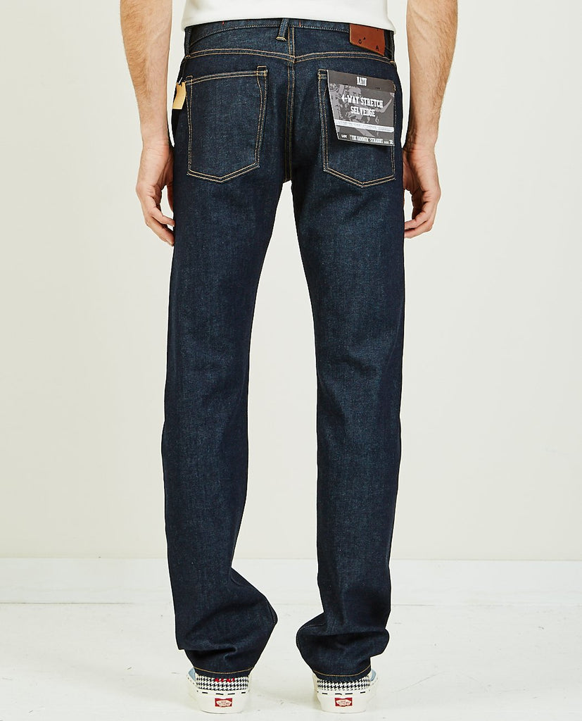 The Hammer Straight One Wash-KATO-American Rag Cie