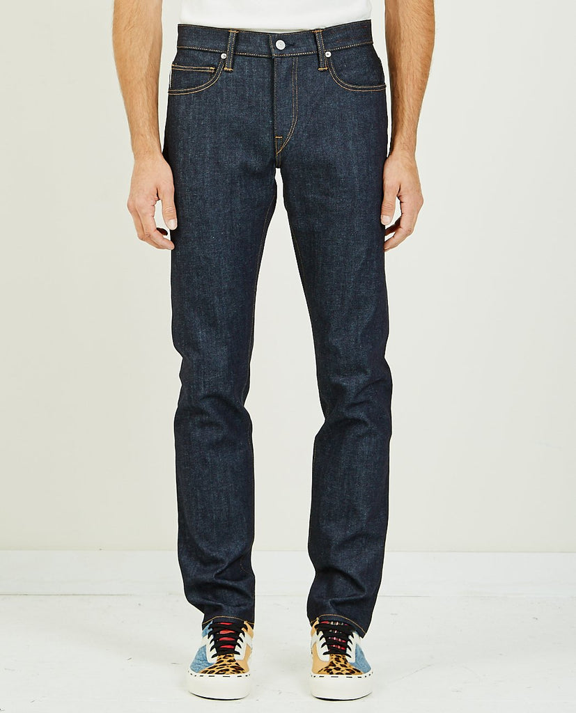 KATO-The Pen Slim Jean 10.5 Oz Raw-Men Slim-{option1]