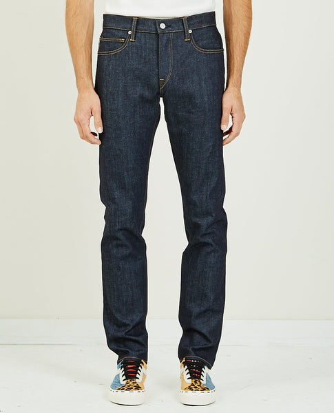 KATO THE PEN SLIM JEAN 10.5 OZ RAW