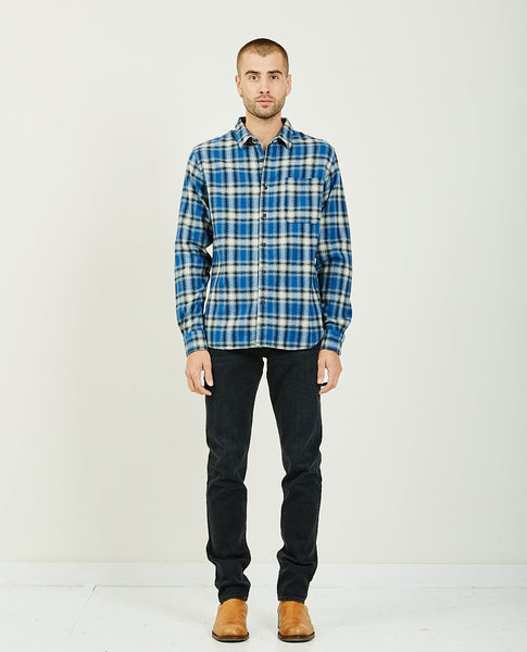 KATO The Ripper Blue Vintage Plaid