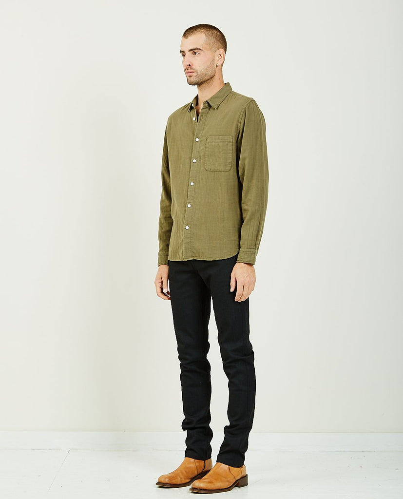 The Ripper Military Green Vintage Double Gauze-KATO-American Rag Cie