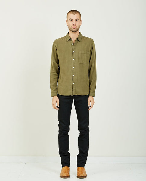 KATO The Ripper Military Green Vintage Double Gauze