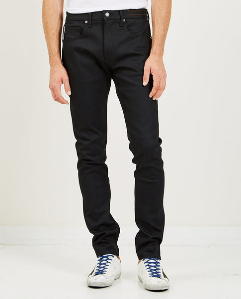 KATO The Scissors Slim Tapered Black Raw 10.5 Oz