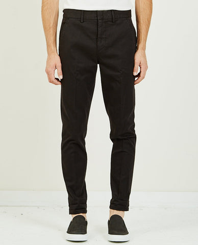 PAIGE STAFFORD TROUSER BLACK COFFEE