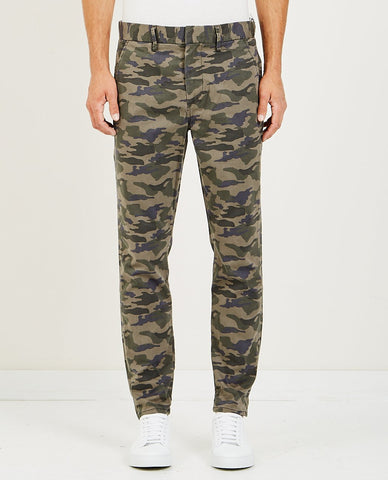 CHIMALA UNISEX HIGH MILITARY TROUSER