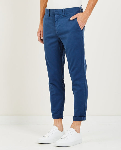 JOE'S JEANS THE SODER TROUSER NAVY