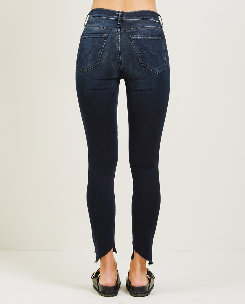 MOTHER-THE STUNNER ZIP TWO STEP FRAY JEAN LAST CALL-Women Skinny-{option1]