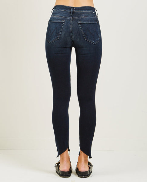 MOTHER THE STUNNER ZIP TWO STEP FRAY JEAN LAST CALL