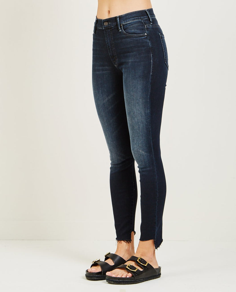 THE STUNNER ZIP TWO STEP FRAY JEAN LAST CALL-MOTHER-American Rag Cie
