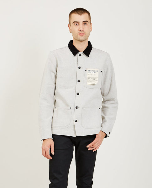KATO The Vice Chore Jacket Grey