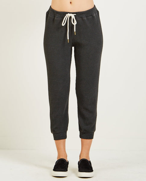 THE GREAT THERMAL CROPPED SWEATPANT