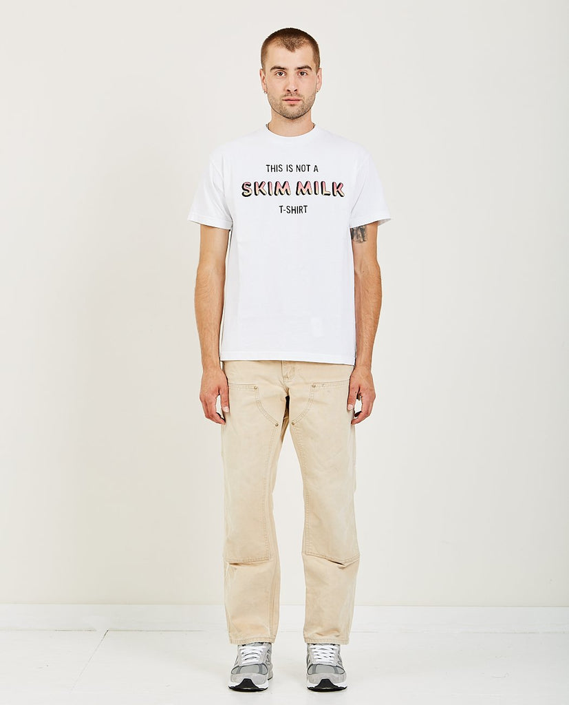 THIS IS NOT A SKIM MILK T-SHIRT-SKIM MILK-American Rag Cie