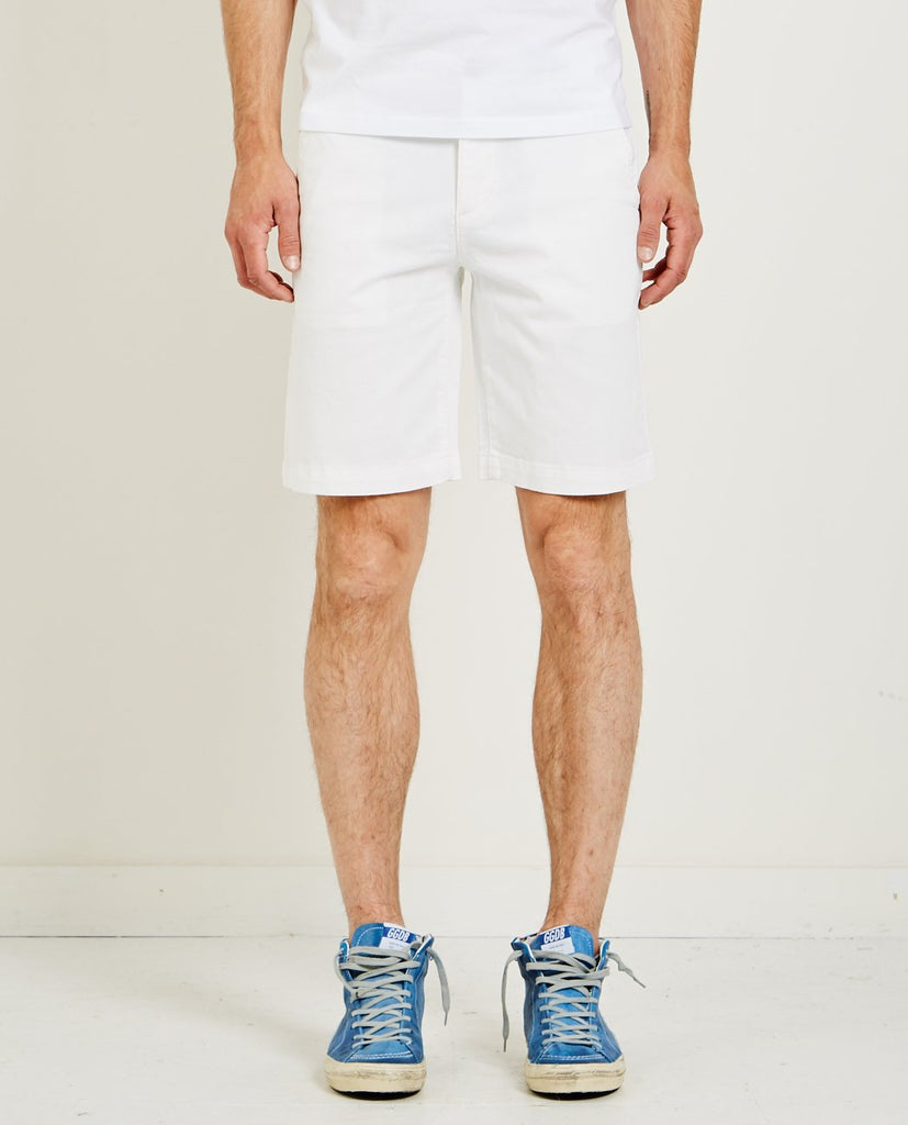 PAIGE THOMPSON SHORT - CLASSIC WHITE