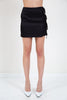 OPENING CEREMONY-TIE WRAP MINI SKIRT-Skirts-{option1]