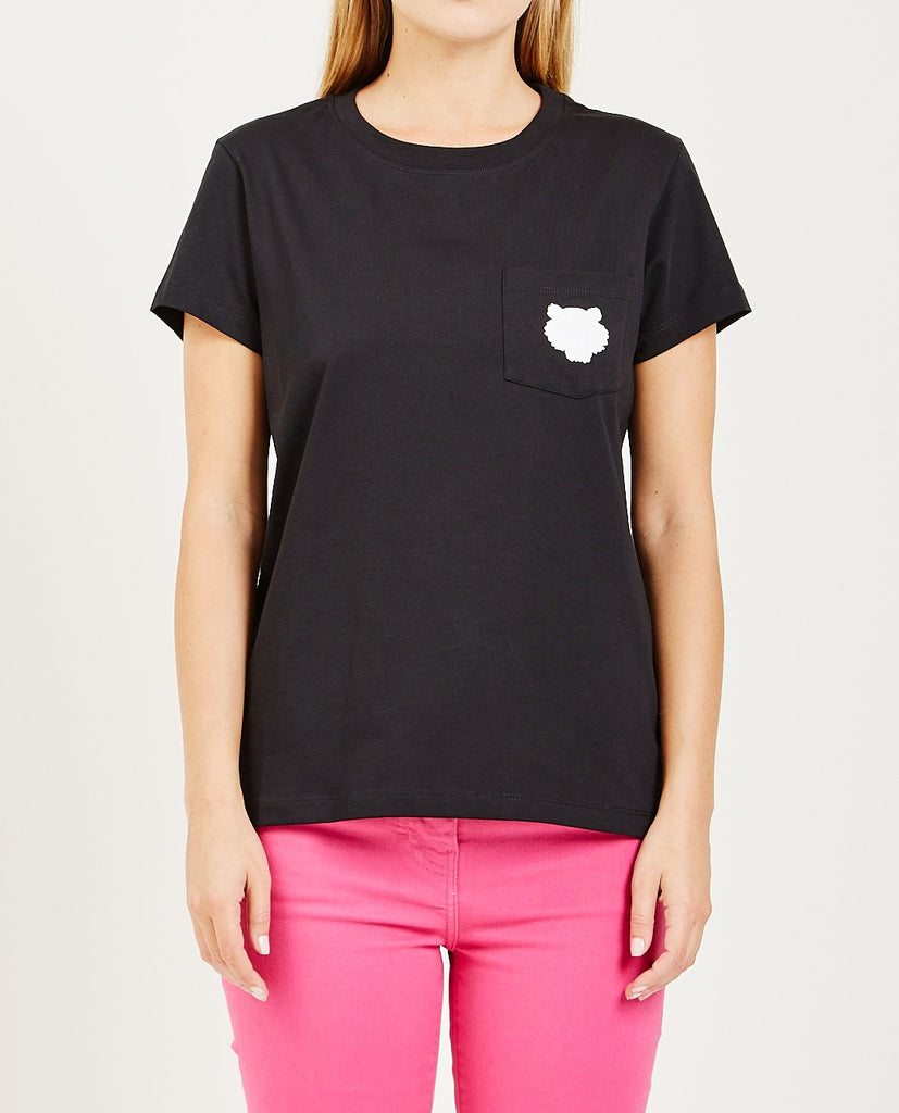 TIGER CREST STRAIGHT TEE-KENZO-American Rag Cie