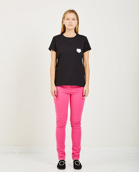 KENZO TIGER CREST STRAIGHT TEE
