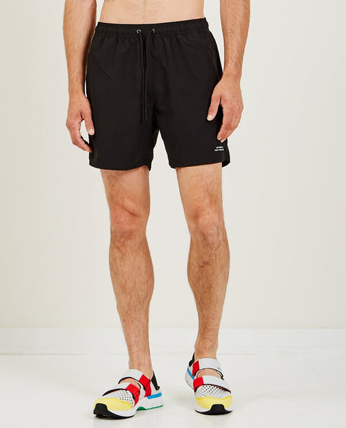 SATURDAYS NYC Timothy Swim Short Black