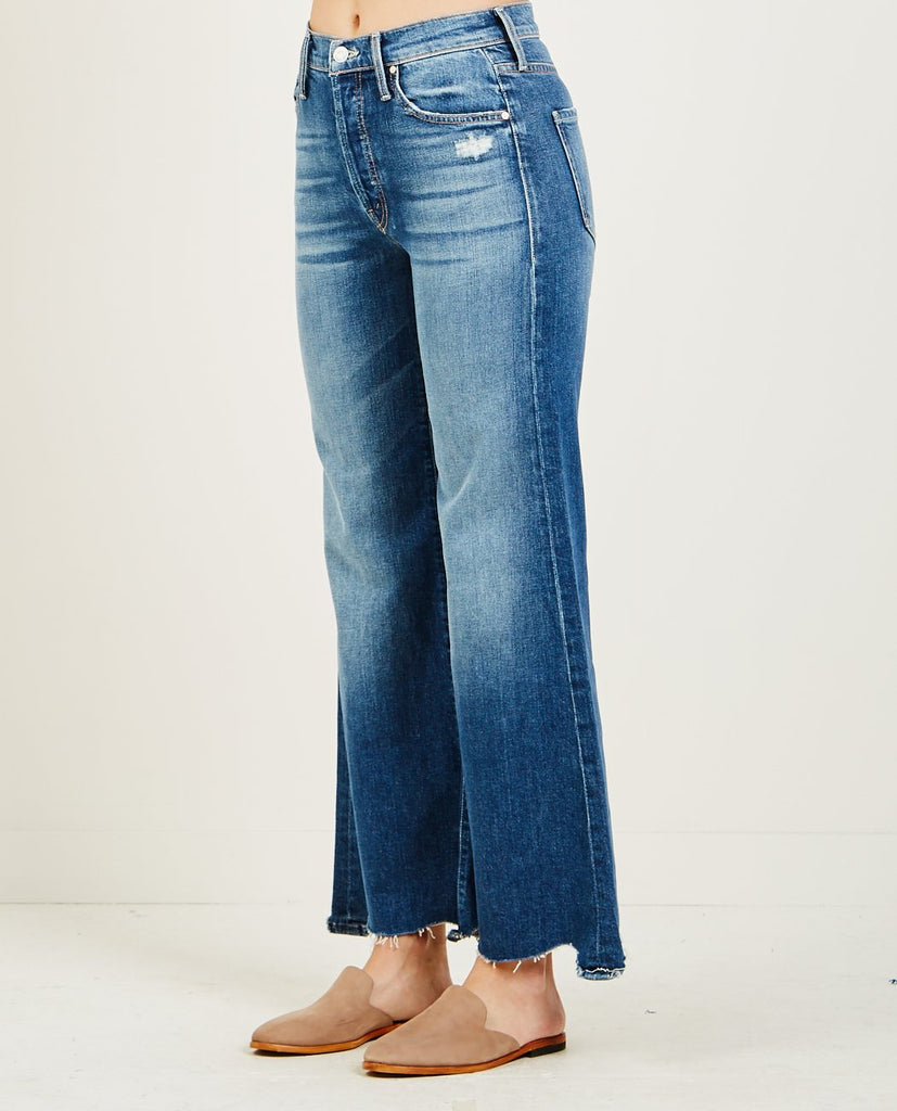 MOTHER-TOMCAT ROLLER CHEW JEAN THE SWEETEST TREAT.-Women Bootcut-{option1]