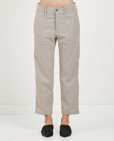 788ac4712d CLOSED TONY CHECKED PANTS | AMERICAN RAG CIE