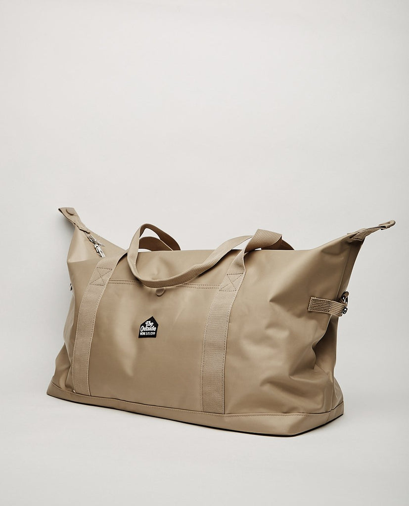 TONY WEEKEND BAG-WOOD WOOD-American Rag Cie