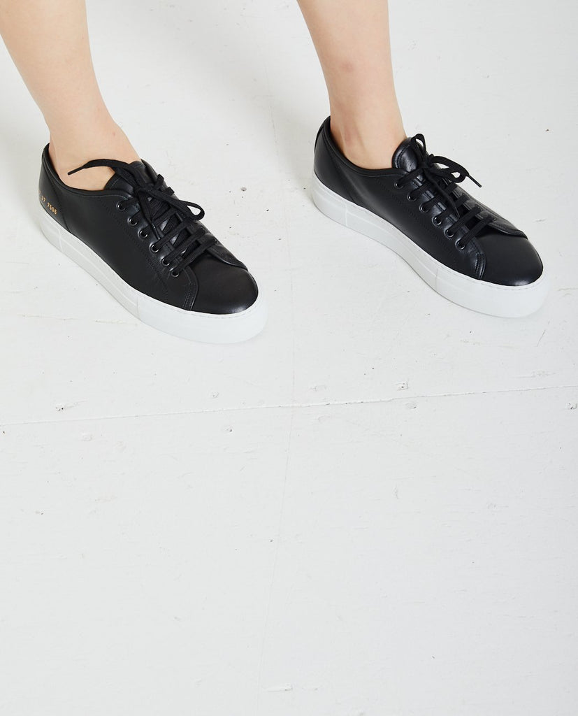 COMMON PROJECTS-TOURNAMENT LOW-Women Sneakers+ Trainers-{option1]