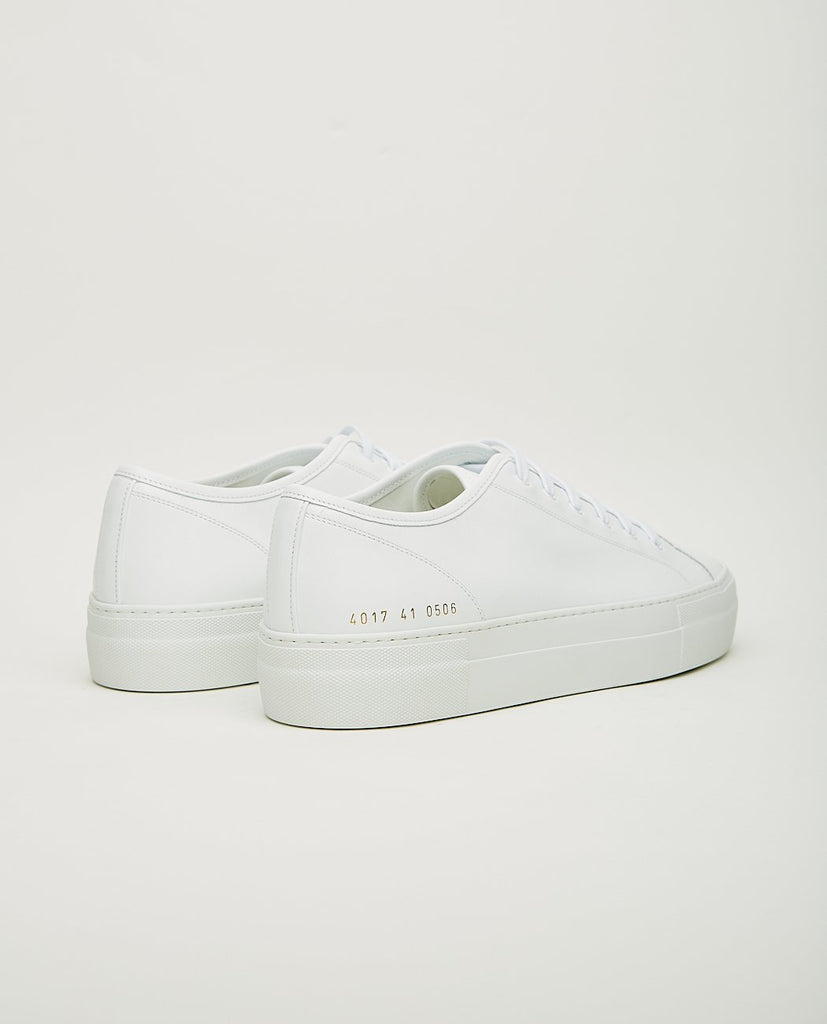 COMMON PROJECTS-TOURNAMENT LOW SUPER-WOMEN SNEAKERS + TRAINERS-{option1]