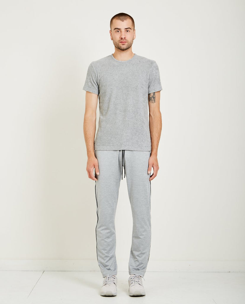 REIGNING CHAMP-TOWEL TERRY SHORT SLEEVE CREWNECK-Men Tees + Tanks-{option1]