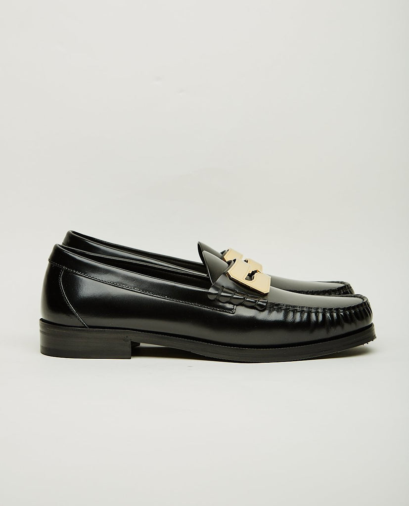 Town Loafer Black-BUSCEMI-American Rag Cie