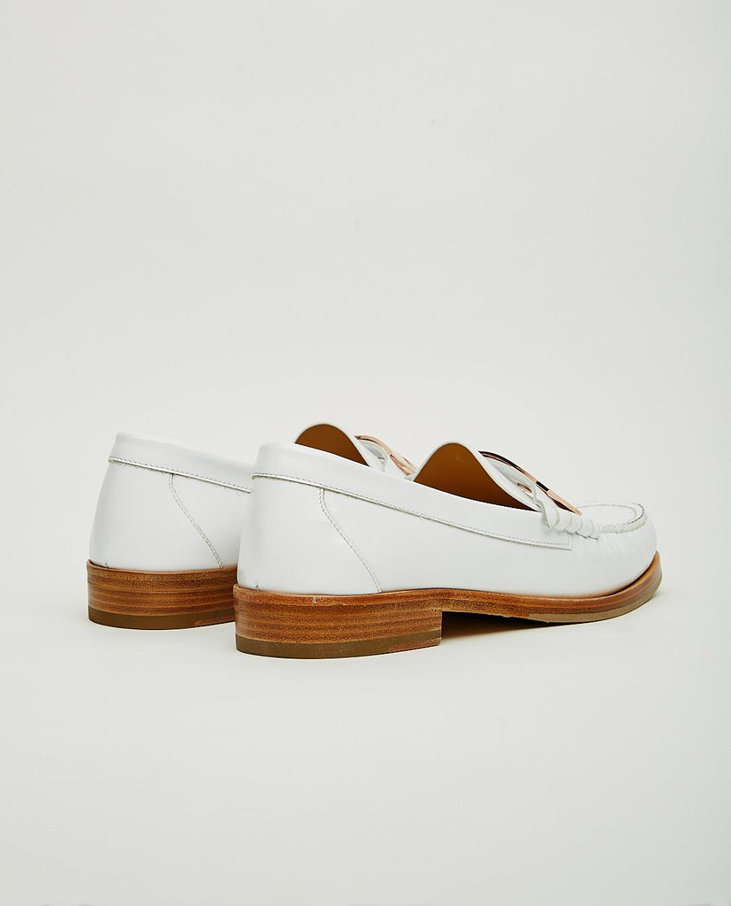 Town Loafer White-BUSCEMI-American Rag Cie