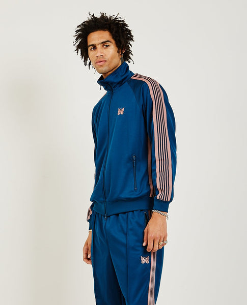NEEDLES Track Jacket Poly Smooth