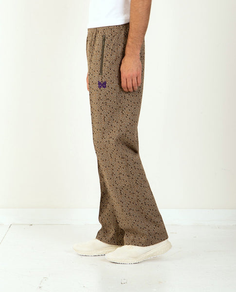 NEEDLES Track Pant Poly Jacquard