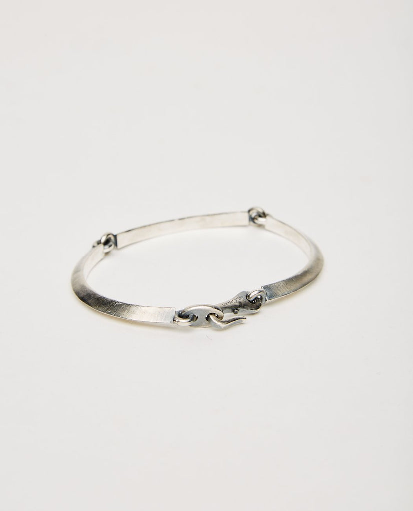 M. COHEN-TRIPLE LINK OXIDIZED SOLSTICE BRACELET-Men Jewelry-{option1]