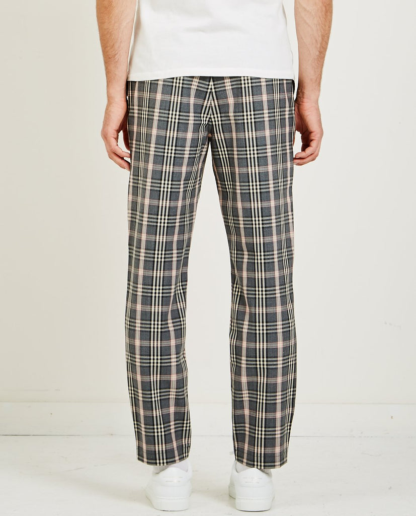 BARENA-TROUSERS COSMA LEVANTO-Men Pants-{option1]