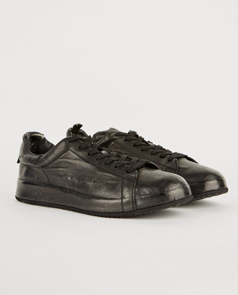 OFFICINE CREATIVE-TWACE 005 NERO-Men Sneakers + Trainers-{option1]