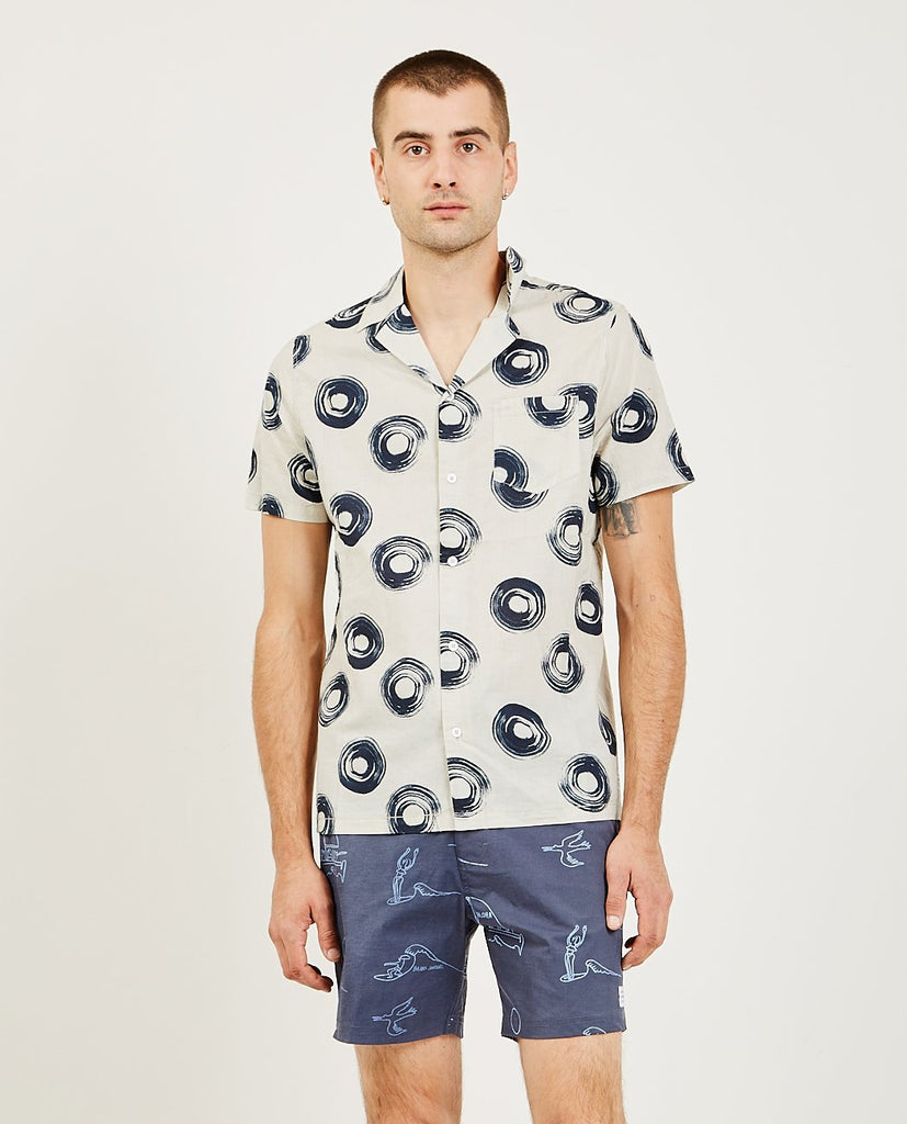 Ty Williams Being Woven Shirt-BANKS JOURNAL-American Rag Cie