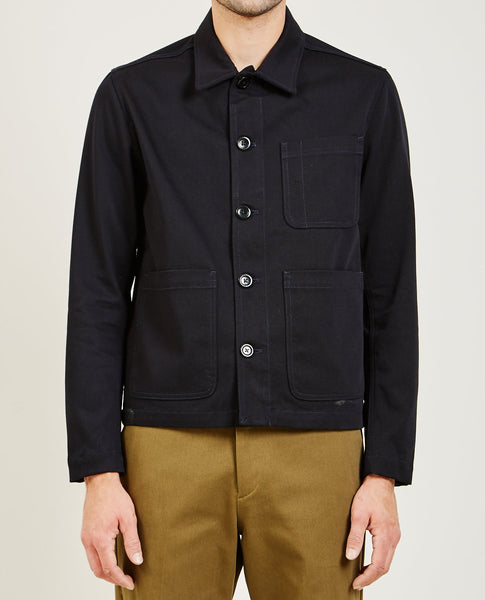 NORSE PROJECTS TYGE SERVICE TWILL JACKET