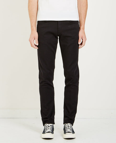 J BRAND TYLER TAPER FIT SERIOUSLY BLACK
