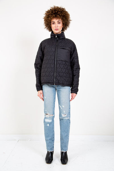 OPENING CEREMONY UNISEX REVERSIBLE PUFFER COAT