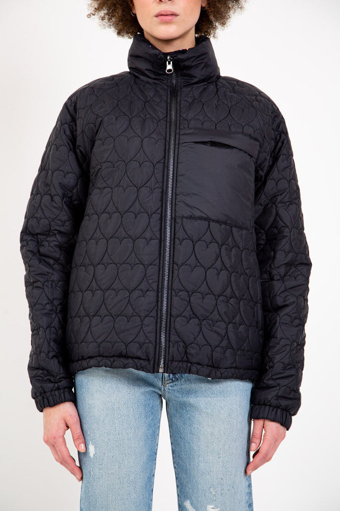 UNISEX REVERSIBLE PUFFER COAT-OPENING CEREMONY-American Rag Cie