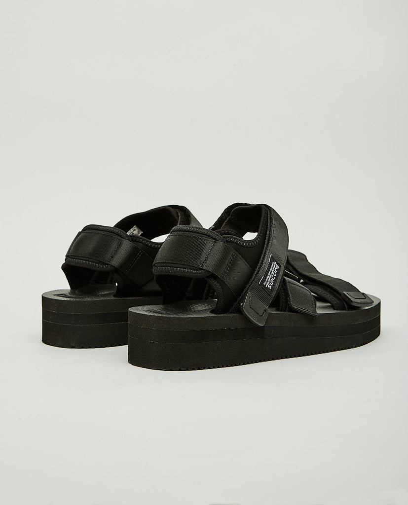 UNISEX SANDAL NYLON AND RUBBER-SUICOKE-American Rag Cie