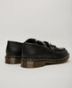 DR. MARTENS-UNITED ARROWS SNAFFLE SUEDE LOAFER BLACK-Men Dress-{option1]