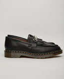 UNITED ARROWS SNAFFLE SUEDE LOAFER BLACK-DR. MARTENS-American Rag Cie