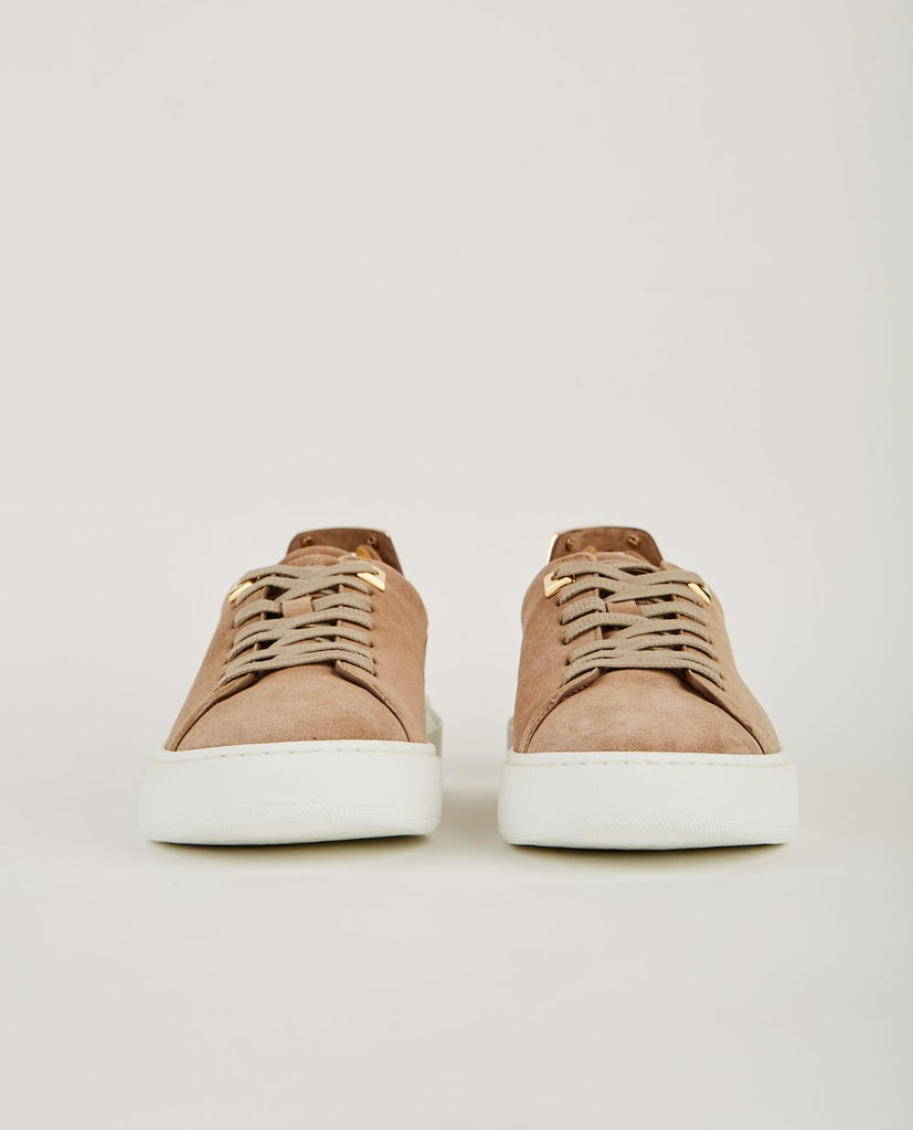 BUSCEMI-UNO LOW SUEDE-Women Sneakers+ Trainers-{option1]
