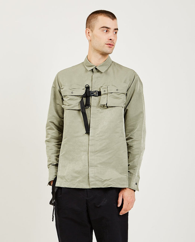 Utility L/S Over Shirt-IISE-American Rag Cie